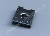 Originál plechová matica - N0154581