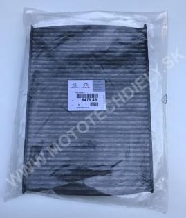 Originál PSA peľový kabinový filter s uhlím - 647945