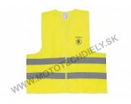 Originál Škoda reflexná vesta žltá - 000093056L