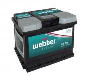 Autobatéria WEBBER 12V, 45AH, 360A