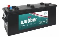 Autobatéria WEBBER 12V, 140AH, 800A