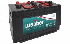 Autobatéria WEBBER 6V, 165 Ah, 850A
