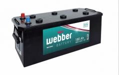 Autobatéria WEBBER 12V, 180AH, 1000A