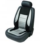 WALSER poťah sedadla vyhrievaný čierno-šedý ...