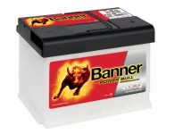 BANNER POWER BULL PROfessional 12V 50Ah, 420A ...