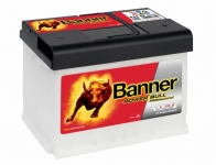 BANNER POWER BULL PROfessional 12V 63Ah, 600A ...