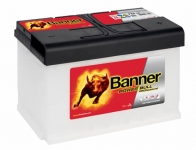 BANNER POWER BULL PROfessional 12V 84Ah, 700A ...
