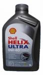 SHELL Helix Ultra 0W-40 - 1L