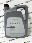 Originál olej VAG 5W-40 Special G 5L - GS55502M4