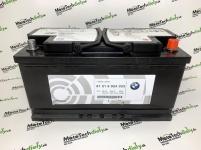 Autobatéria Originál BMW 12V 90Ah, EN 900A, ...