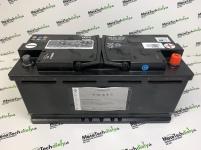 Autobatéria Originál VW 12V 105Ah, EN 950A, ...