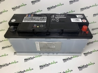 Autobatéria Originál VW 12V 110Ah, EN 850A - 000915105DL